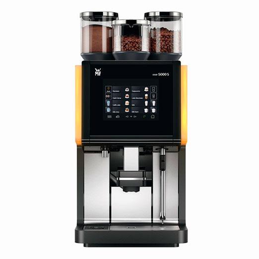 Kuchenequipment Mieten Kaffeemaschine WMF 5000 S